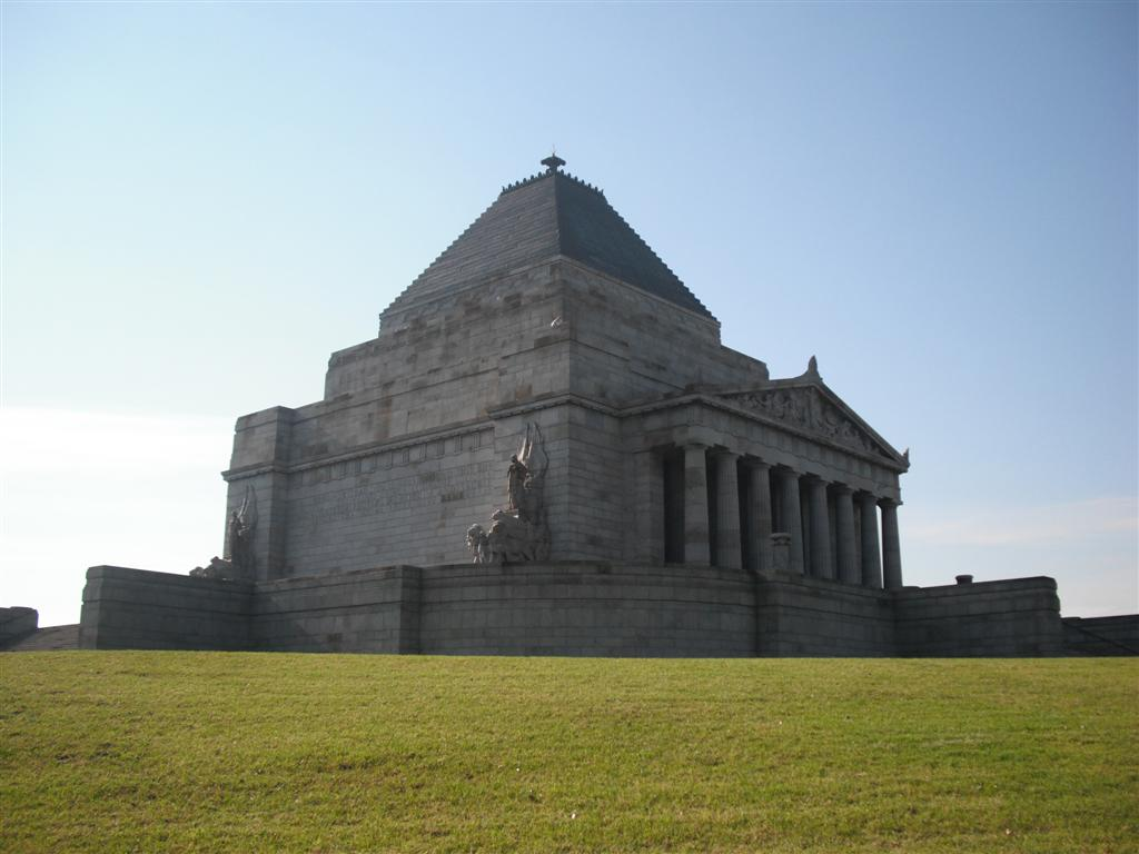The Shrine War Memorial